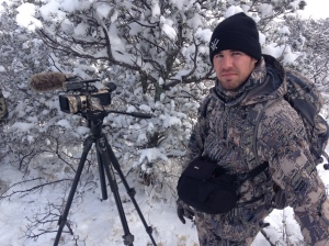 Cameraman and Friend Bryce Hughes Outdoors International